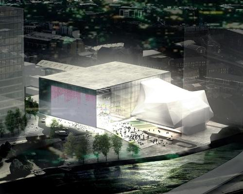 Factory will commission and host performances of theatre, music, dance, technology, film and TV / Factory Manchester