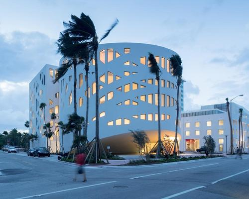 The Faena Forum has opened at the heart of Miami Beach / Iwan Baan