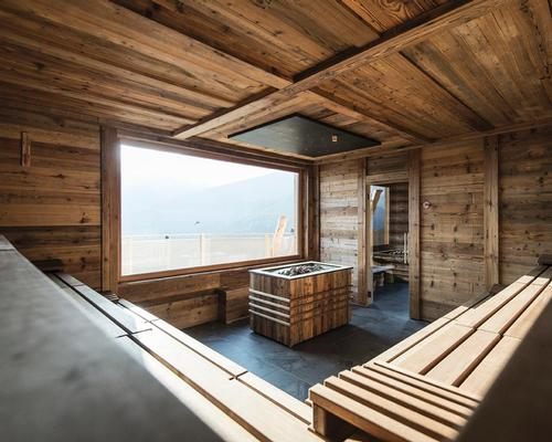 NOA* renovated the entire hotel, adding new spa facilities / NOA*