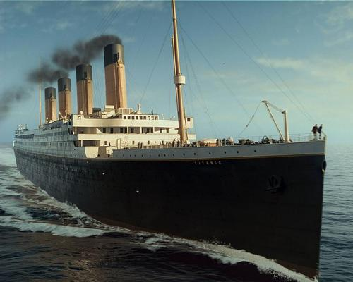 Dubbed 'New Titanic', the 269-metre (882-foot) -long replica will be the centrepiece of a high-end Romandisea tourist resort