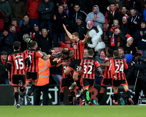 AFC Bournemouth is currently taking part in its second successive Premier League season / Adam Davy/PA Wire/PA Images