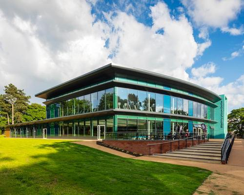 Leicestershire leisure centre bags construction award