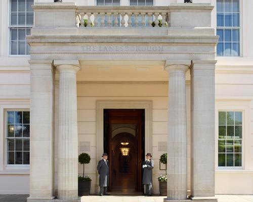 Designers 1508 London re-imagine iconic hotel's classical aesthetic at upcoming Lanesborough Club & Spa