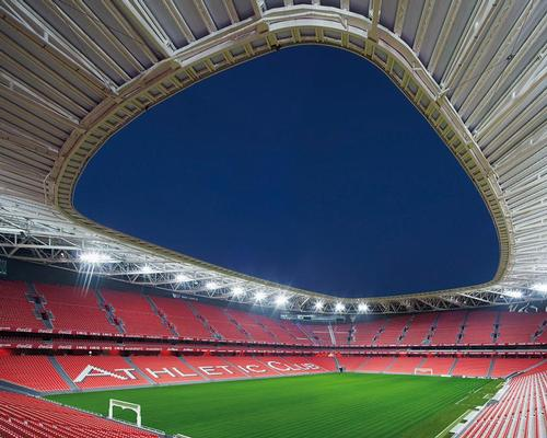 San Mamés Stadium, Spain, by Azcárate (ACXT-IDOM)