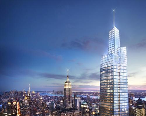 The platform will offer panoramic views of New York and some of its most famous landmarks / SL Green Realty