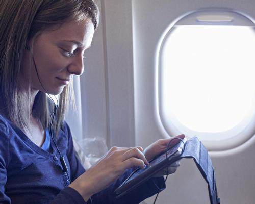 Collecting the data would allow the airline to assess the passenger's 'wellness levels' and adjust the services it offers accordingly