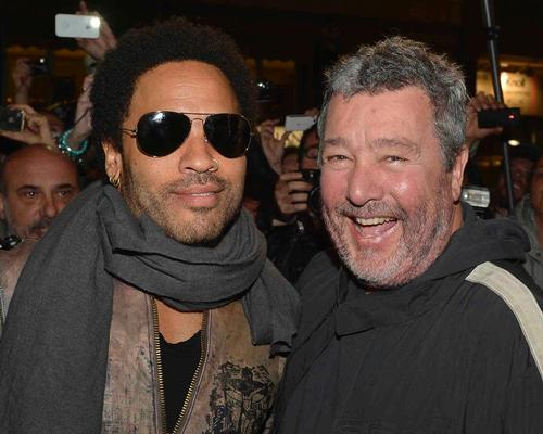 Lenny Kravitz and Philippe Starck have designed a hotel together / Kartell