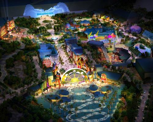 dubai parks and resorts eyes 2020 expo as park prepares for official launch. Black Bedroom Furniture Sets. Home Design Ideas