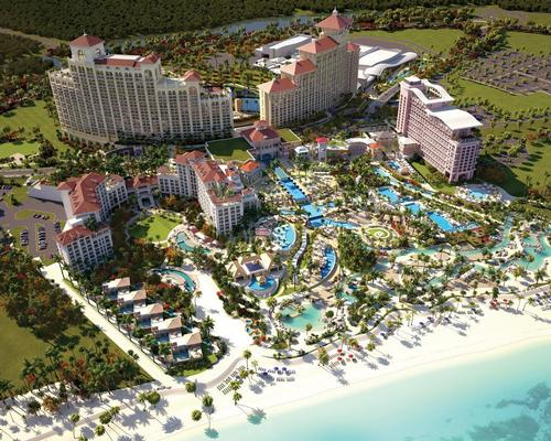 The Baha Mar project was originally slated to be finished in 2014, but a series of hitches and legal battles – including a Chapter 11 bankruptcy filing in July 2015 – led to numerous delays