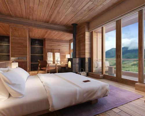 With just 82 suites and villas distributed between five intimate lodges, the journey is designed to show guests the heritage and hospitality of the Kingdom