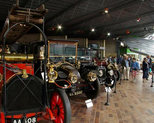 SATE Europe is coming to the National Motor Museum in Beaulieu in 2017