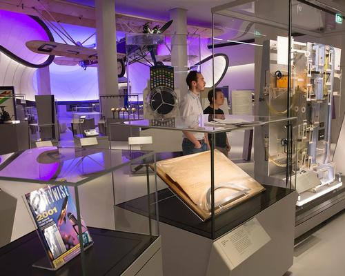 The new gallery uses objects to tell the history of mathematics