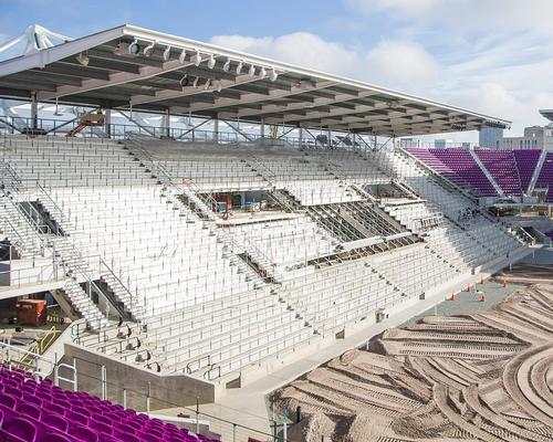 Orlando City is attempting to replicate the atmosphere generated by Borussia Dortmund fans