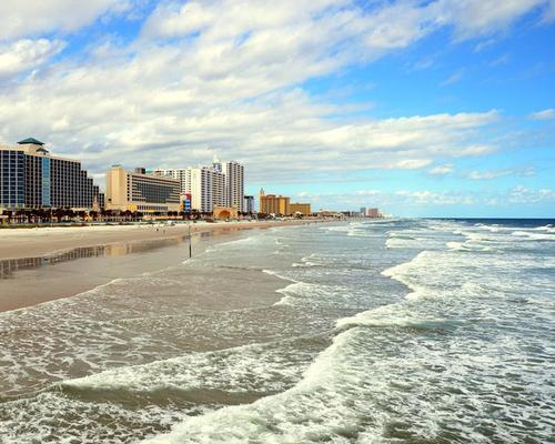 The Shores Resort & Spa is located in Daytona Beach, Florida and has been acquired by US investor Uhon