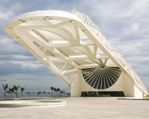 The Museum of Tomorrow by Santiago Calatrava