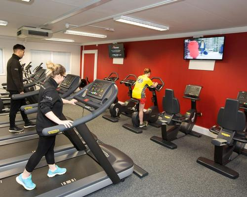 Everyone Active has invested more than £200,000 in the modular gym