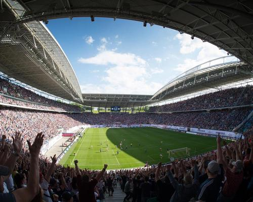 The Red Bull Arena was originally built for the 2006 World Cup in Germany / Red Bull