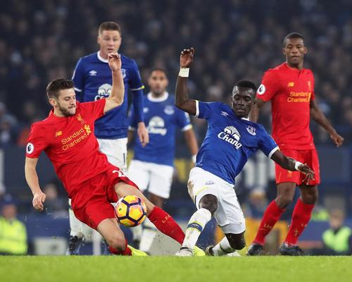 Everton wants to compete for more honours with Merseyside rival Liverpool / Martin Rickett/PA Wire/PA Images