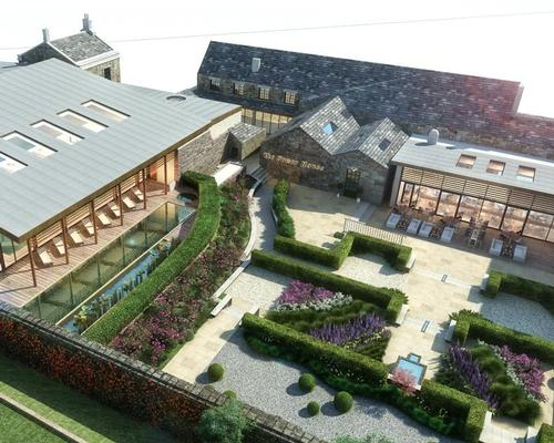 Swinton Park Country Club and Spa to open in spring