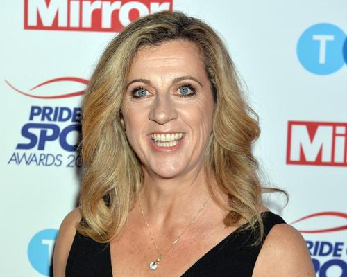 GSF patron Sally Gunnell said the funding was 'essential' for young athletes / John Stillwell/PA Wire/PA Images