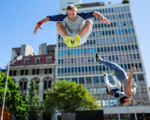 Parkour has been present in the UK since 2003, with the governing body being formed in 2009 / wavebreakmedia/Shutterstock.com