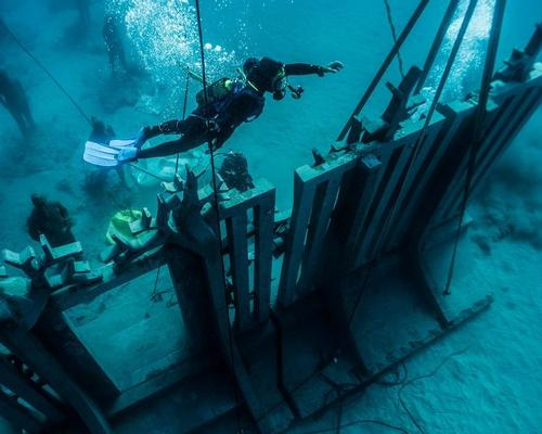 The museum was installed between February and December 2016 and is comprised of 12 installations / Jason deCaires Taylor