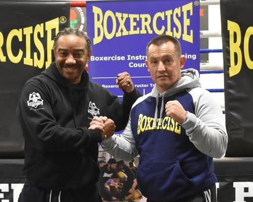Boxing charity teams up with Boxercise to help disadvantaged