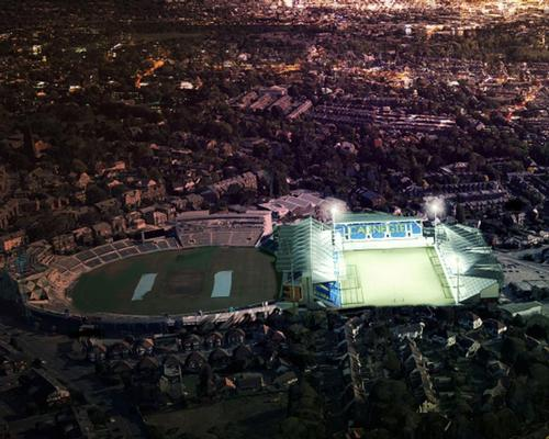The stand that adjoins the stadium will be redeveloped under the terms of the proposal