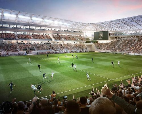 The team will join the MLS for the 2018 season / LA FC