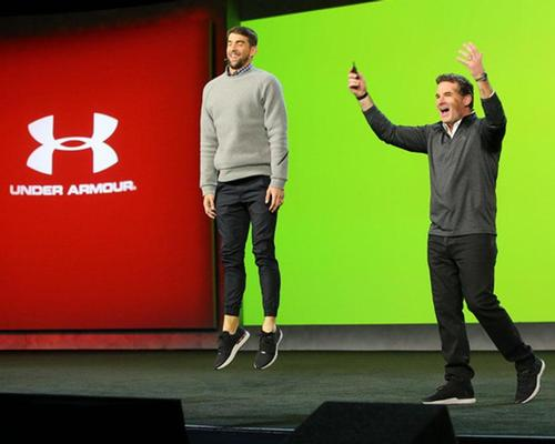 US sportswear firm investing US$1bn in fitness technology