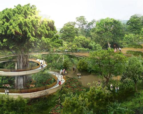 Mandai Park Holdings (MPH) is celebrating the start of development work under the Mandai rejuvenation project / Mandai Park Holdings