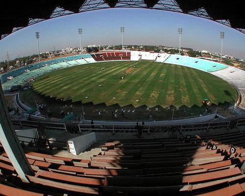 The 49,000-capacity Sardar Patel Gujarat Stadium has been demolished to make way for the new ground / Rebecca Naden/PA Images