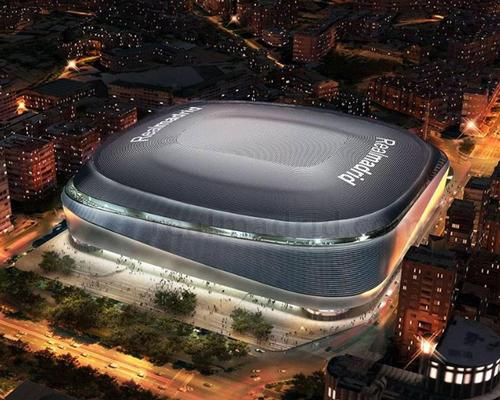 The stadium, designed by GMP Architekten, Ribas & Ribas and L35, was approved by the local council in October 2016 / Real Madrid