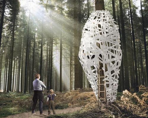 La Chrysalide by landscape architects Gabriel Lacombe and Virginie Roy-Mazoyer / International Garden Festival/V2.com