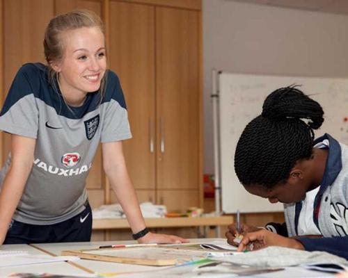 British 18-25 year-olds will be encouraged to take part in the leadership programme / FA