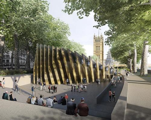 The design by Adjaye Associates and Ron Arad Architects / Adjaye Associates & Malcolm Reading Consultants