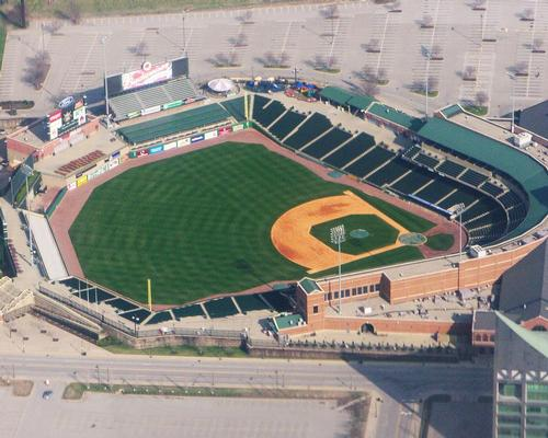 The club currently plays in the 13,000-capacity Louisville Slugger Field, also home for the Triple-A Louisville Bats baseball franchise / Wiki Commons