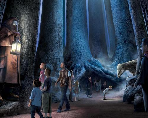 Among the new objects on show, one of the original costumes of Hagrid will be shown, as will a full-sized model of Buckbeak the Hippogriff / Warner Bros Studio Tour