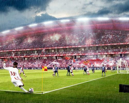 The MLS team could plug the gap left by the departing NFL franchise / HOK