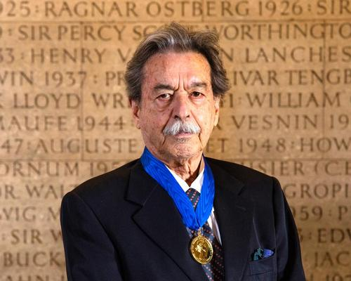 Paulo Mendes Da Rocha was celebrated for his lifetime's work / Morley von Sternberg
