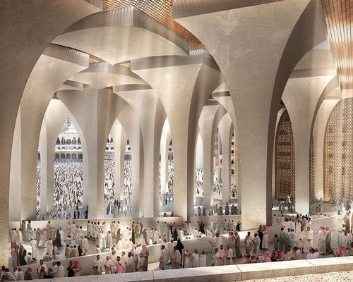 Foster + Paertners' hotel design for Mecca, Saudi Arabia / Foster + Paertners