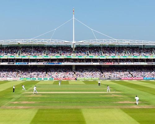 Lord's Warner Stand will be complete by April 2017