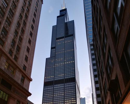 The Willis Tower is an architectural icon and one of the world's tallest structures / Wiki Commons