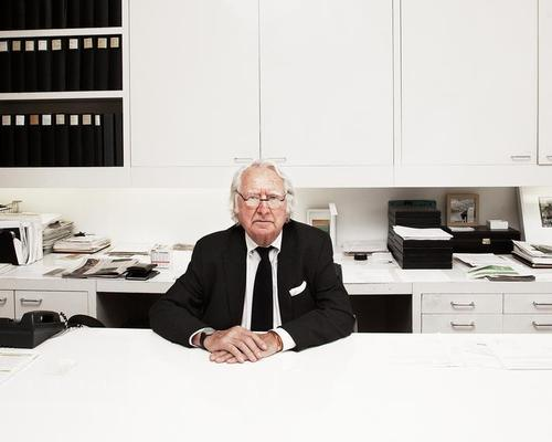 Richard's Meier's practice has offices in New York and Los Angeles, and is led by Meier and five partners / Silja Magg