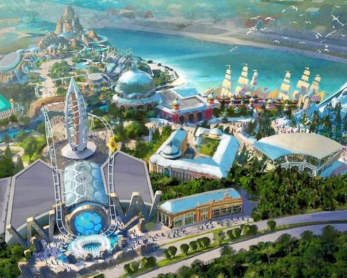 Shanghai Polar Ocean World will house four interactive animal exhibits, three theatres and 15 further entertainment facilities