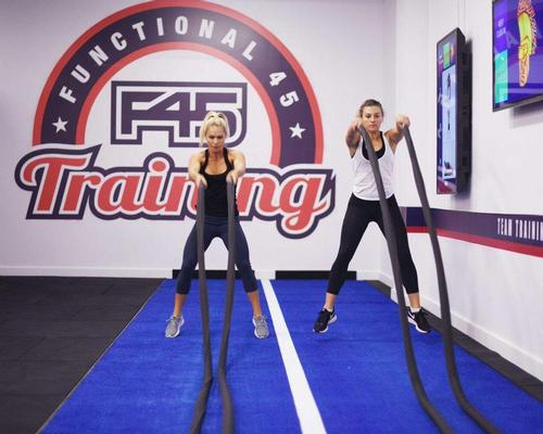F45 clubs offer a high-intensity, interval training regime based on 45-minute long training sessions