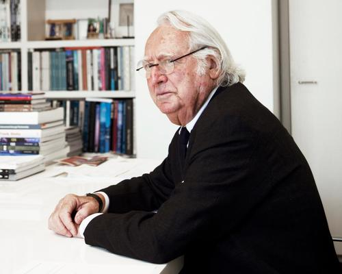 Richard Meier revealed 'the biggest mistake made by architects today' / Silja Magg