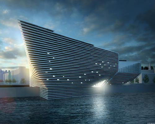 The museum is expected to open in 2018 / Kengo Kuma and Associates