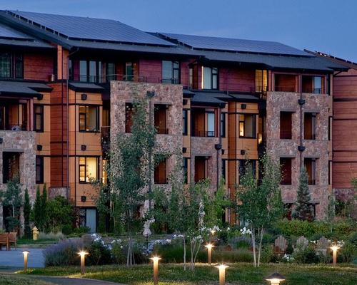 Allison Inn & Spa in Newberg, Oregon is one of the sustainable leisure projects delivered by engineering and consultancy firm Glumac / Glumac