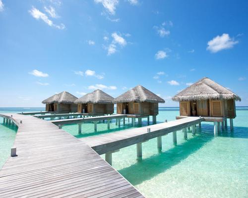 Five-star holistic spa debuts in the Maldives
